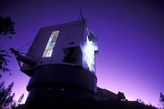 Il telescopio LBT in Arizona. Crediti: INAF- R. Cerisola