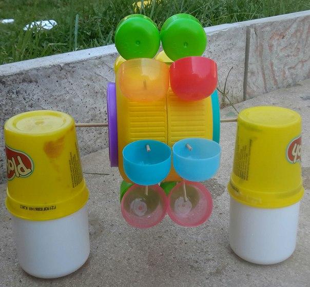 водяное колесо своими руками