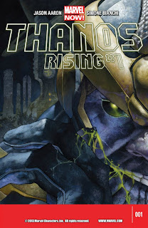 Thanos Rising #1 - 365 Days of Comics