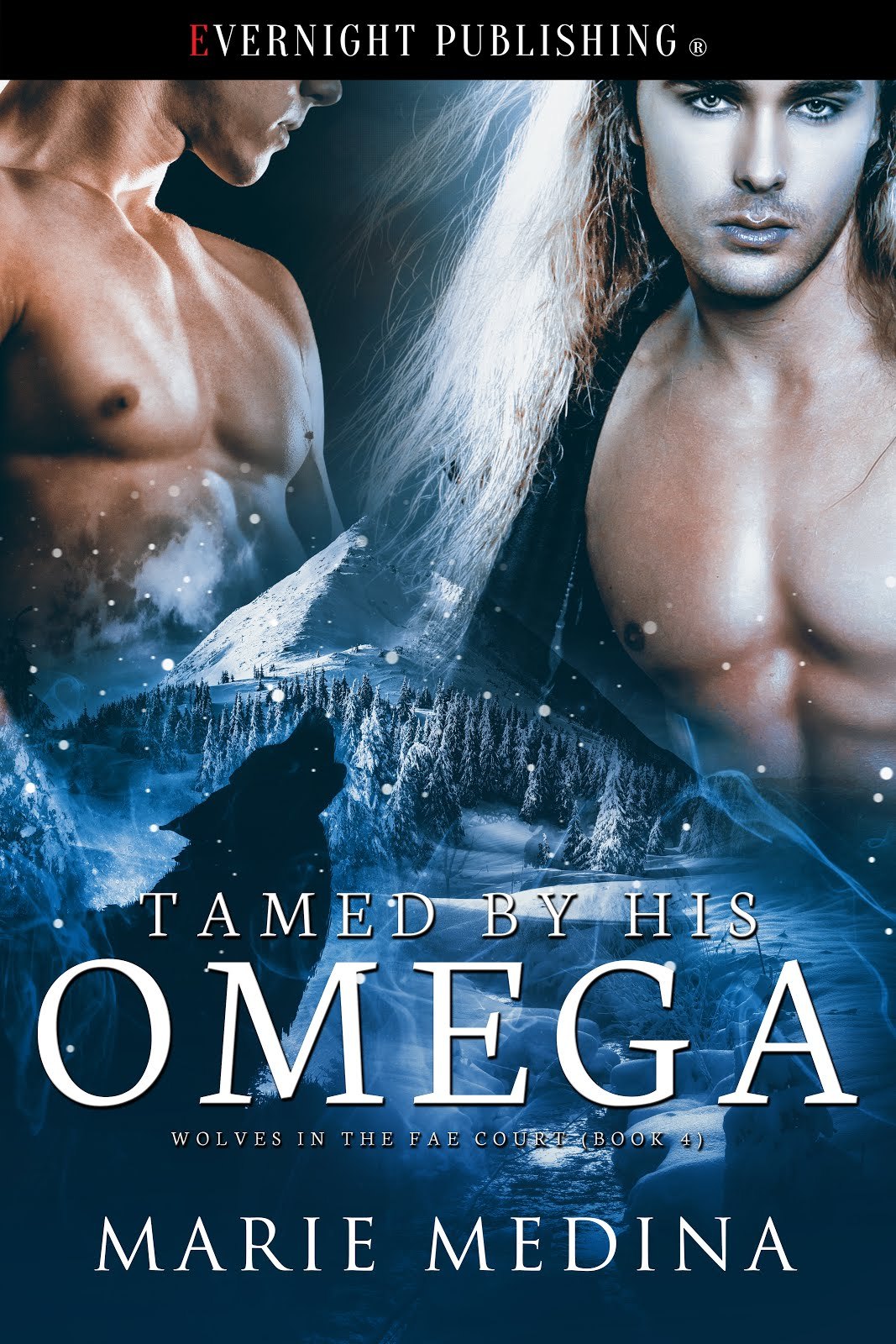 Tamed By His Omega