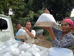 โครงการเลี้ยงปลาในบ่อดิน
