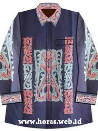 batik baju batak