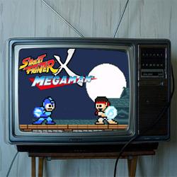 "Enlace directo para descargar ""Street Fighter X Megaman"""