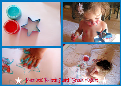 4th of July arts and crafts with toddlers
