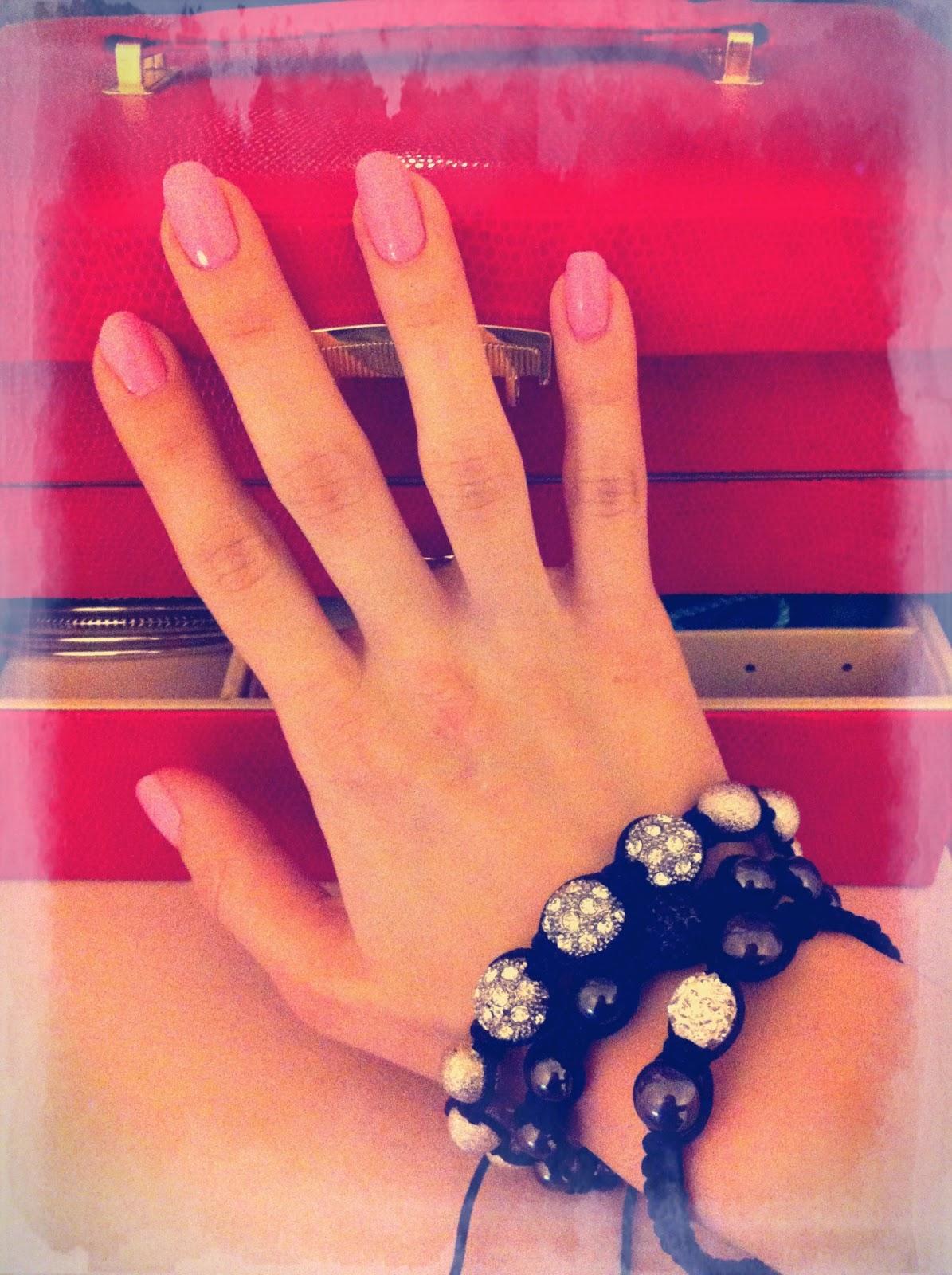 ROXOLANA: Shamballa Bracelets