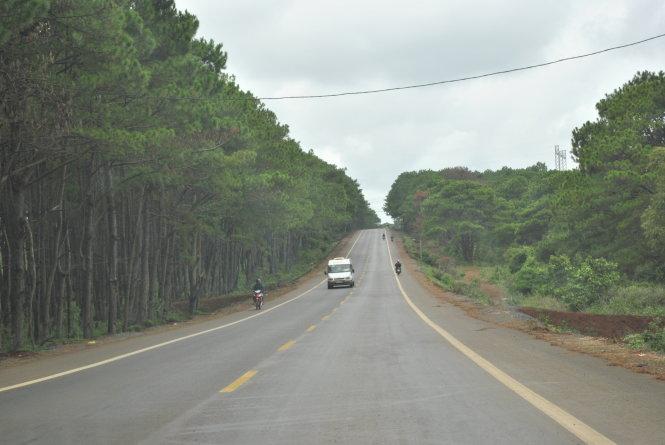 Quốc lộ 14: Đường lớn đã mở