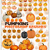 Free Pumpkin Photoshop Brushes