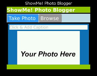 ShowMe! Photo Blogger