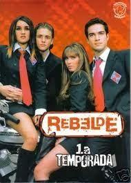 Rebelde 1ª temporada capitulos