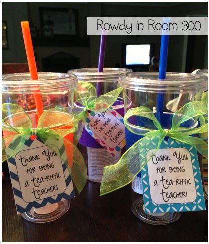 Tea-riffic! - Rowdy in Room 300