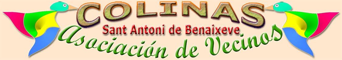 ASOCIACION DE VECINOS DE COLINAS DE SAN ANTONIO