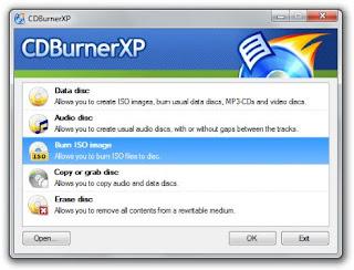 CD Burner XP İndir