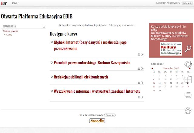http://moodle.ebib.pl/