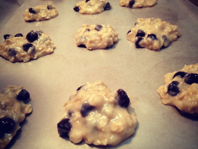 Ordinary Tales On My Muffin Top Cookies