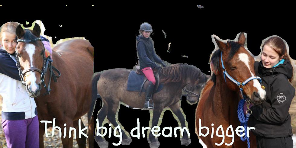 -Think big dream bigger-