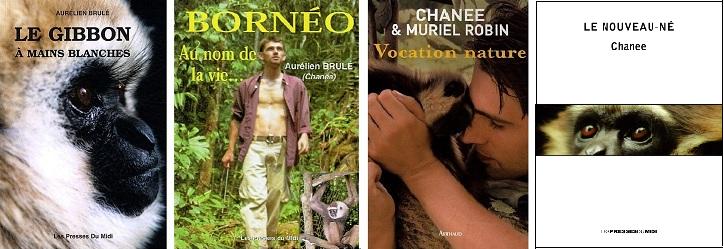 Les Livres de Chanee (Chanee's books)