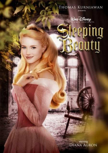 Sleeping Beauty - Diana Agron