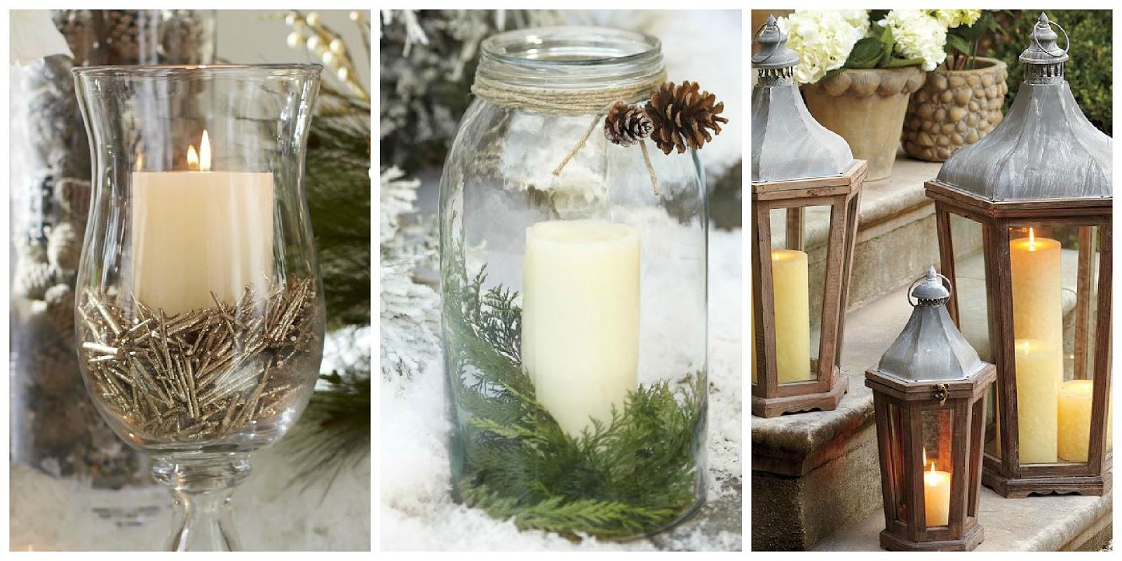Il giardino di fasti floreali decorazioni natalizie - Addobbi natalizi da giardino ...