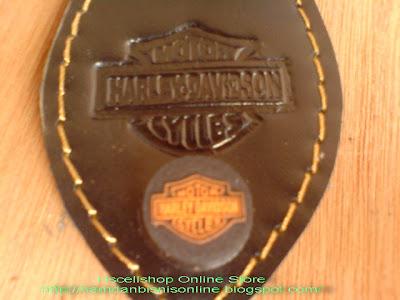 Dompet Kulit Harley Davidson