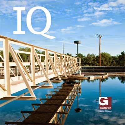 Garver Publishes IQ Volume 6 Issue 3