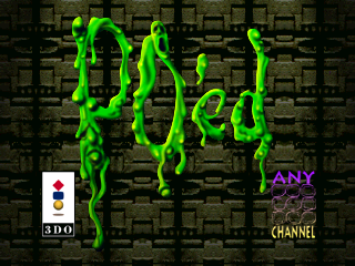 POed 3do title screen