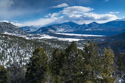 Many Parks Curve, Rocky Mountain National Park