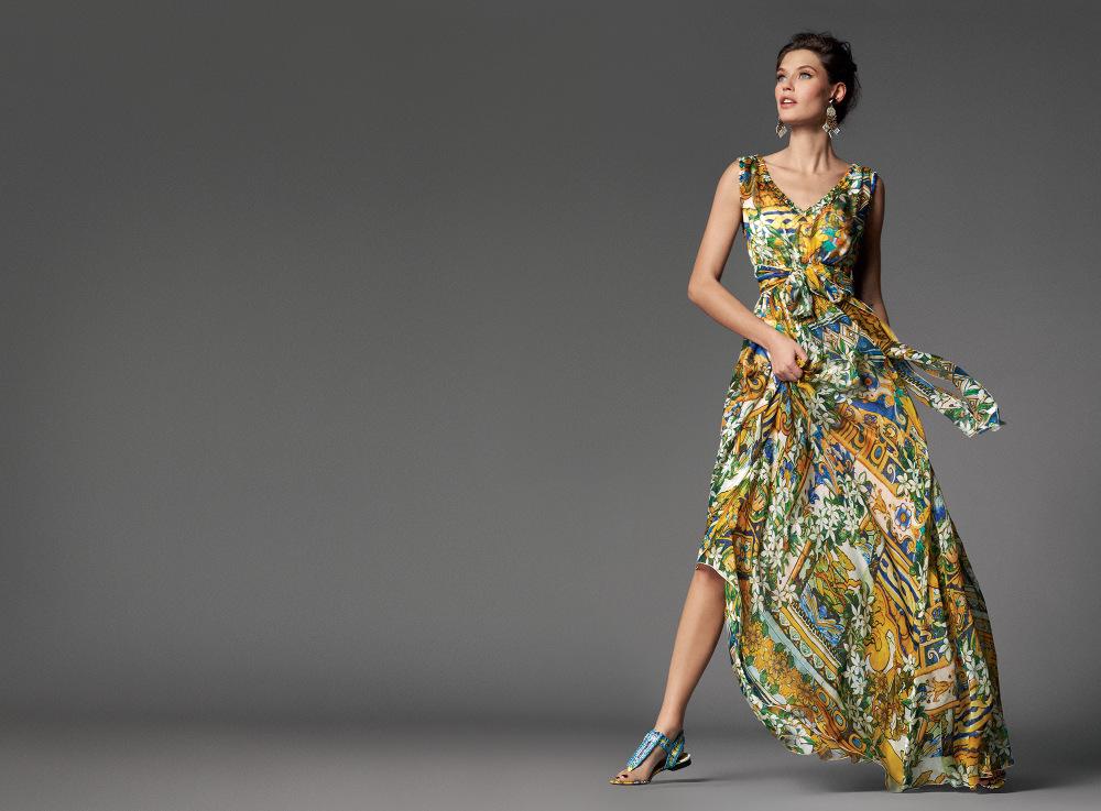 The Sharper Bianca Balti For Dolce Amp Gabbana Fw 2012