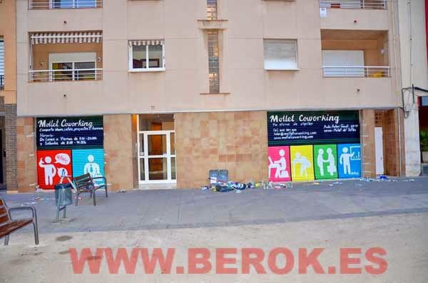 Graffiti profesional y económico
