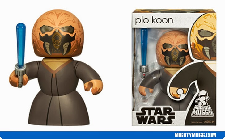 Plo Koon Star Wars Mighty Muggs Wave 6