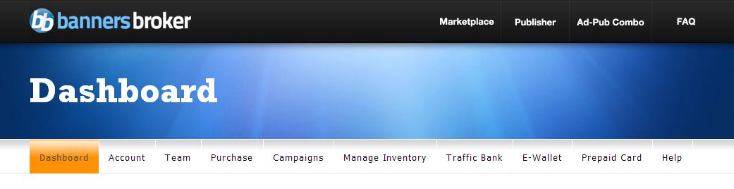 Banner s broker login