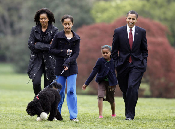 Name Of Obamas Dog