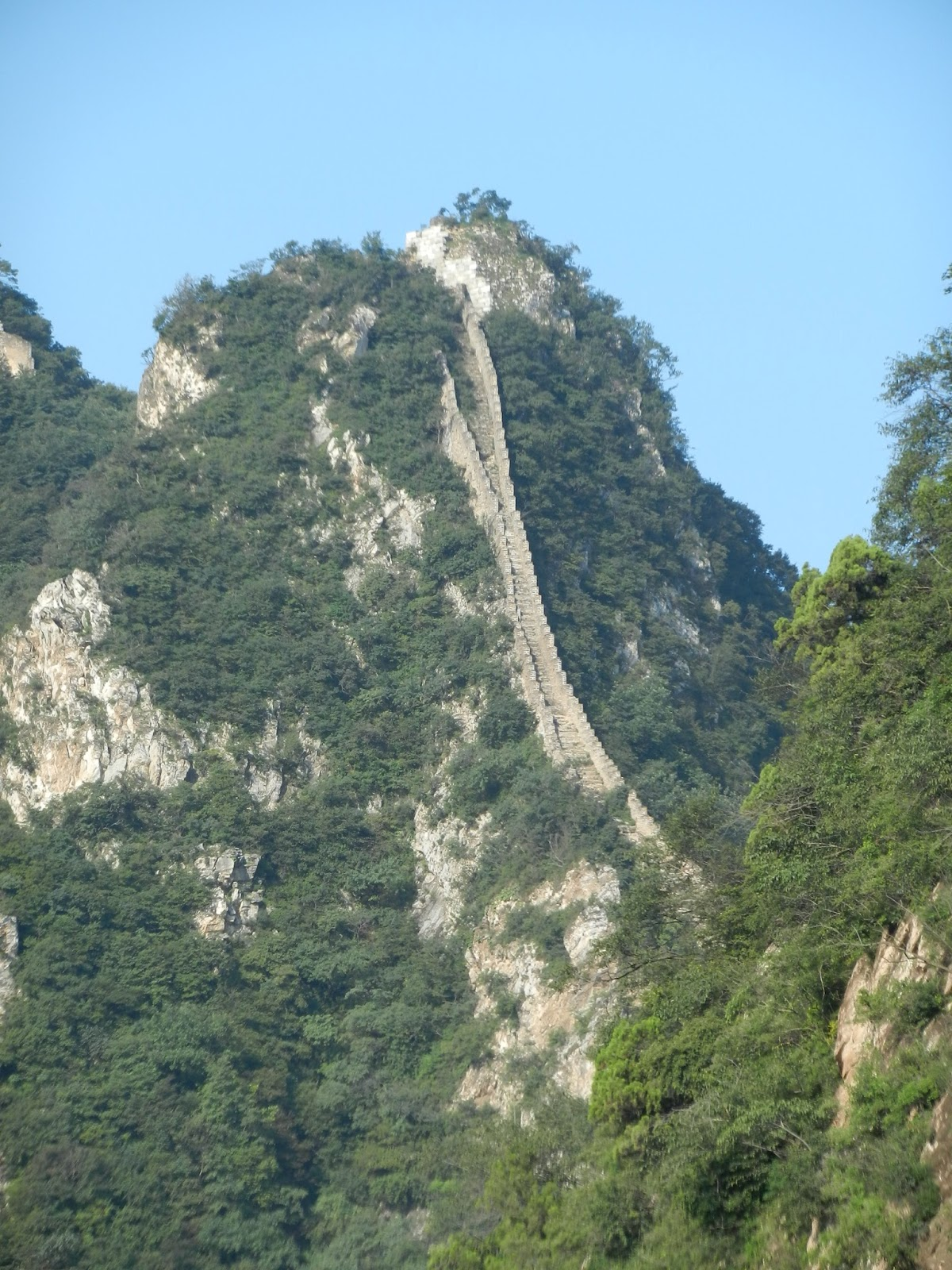 beijing great wall how to get there