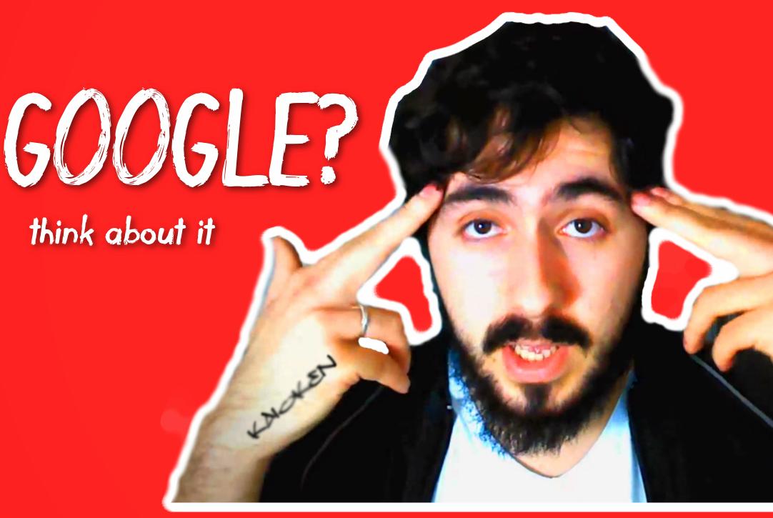 O Google está mudando a sua forma de pensar?