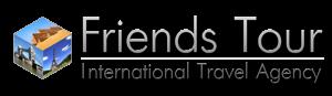 Международное туристическое агентство (официальный логотип)
