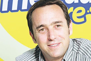 Marcos Galperin, fundador mercadolibre