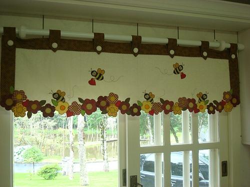 Detalhes by sandra cortina para cozinha for Hechuras de casas