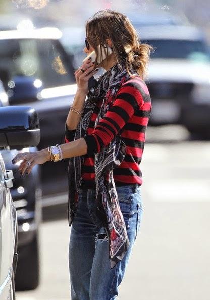Street Style Alessandra Ambrosio