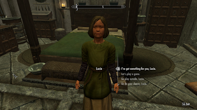 skyrim adopted daughter lucia