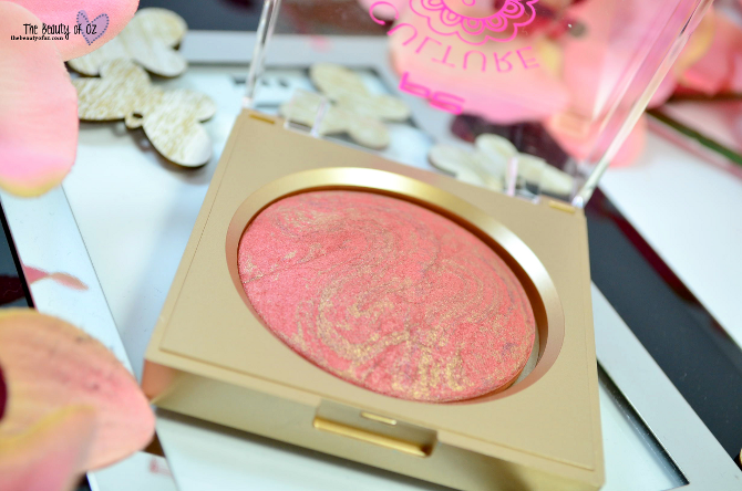 Review p2 Culture & Spirit Blush HARMONY