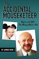 Between Books - The Accidental Mouseketeer