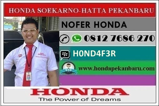 Konsultan Honda Riau