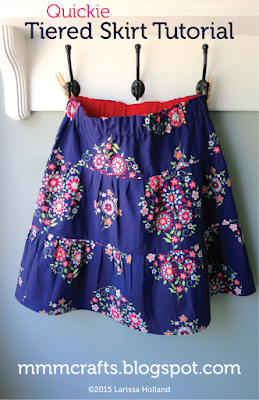 http://mmmcrafts.blogspot.com/2015/05/quick-tiered-skirt-tutorial-for-preteens.html