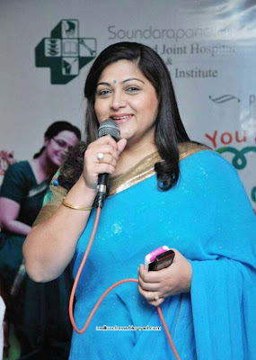 Actress Kushboo at Mother's Day event stills