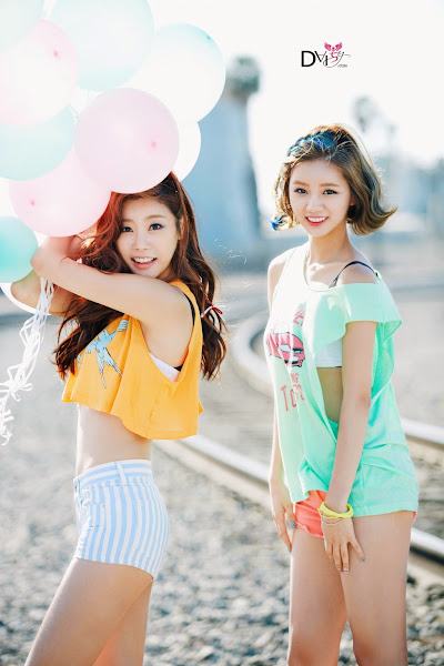 Girl's Day Darling Concept Sojin Hyeri