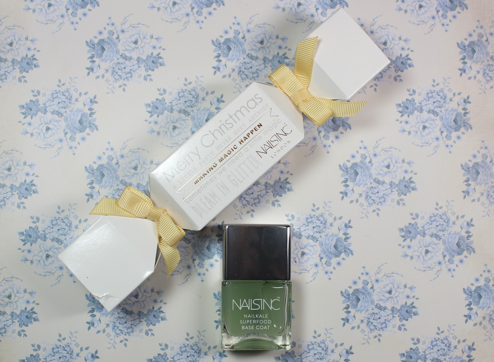 nails inc kale superfood