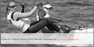 Amanda Clark Team Go Sail 2012 Summer Olympics