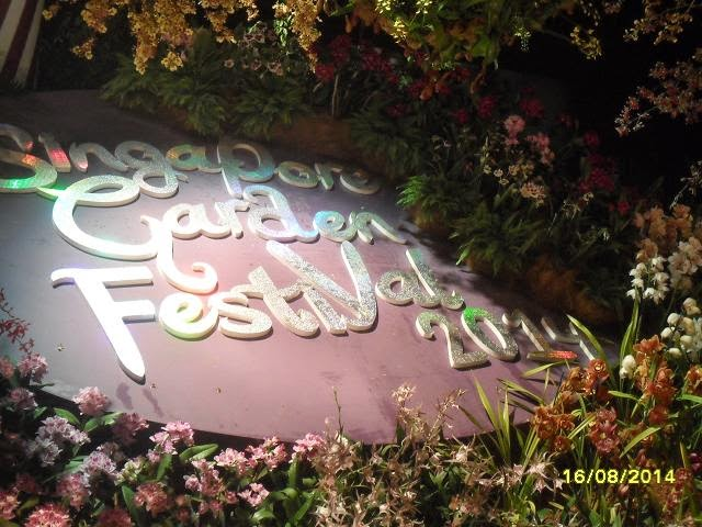 this was my second time at singapore garden festival read my previous entry here i headed down early in the morning on the first day of the festival