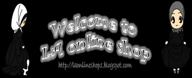 LA Online Shop 1