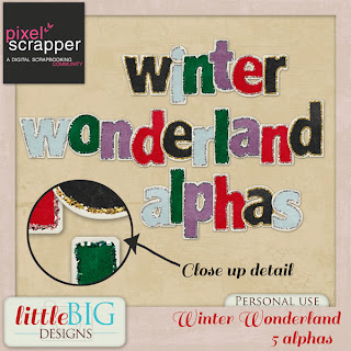 Winter Wonderland Blog Train