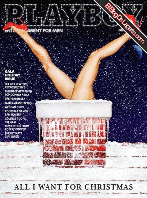 Playboy Diciembre USA 2013